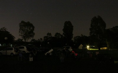 WRAC Star Party 8 October 2016 Brookwood Trout lodge
