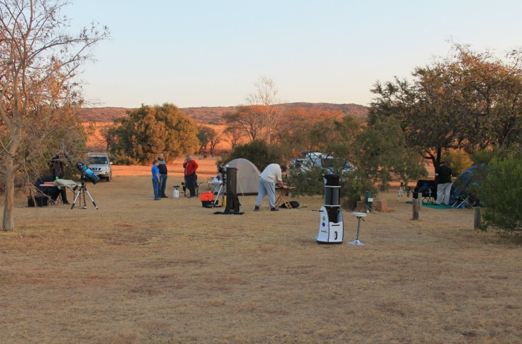 21 – 23 July 2017: WRAC Annual Star Party at Mountain Sanctuary Park, Magaliesberg