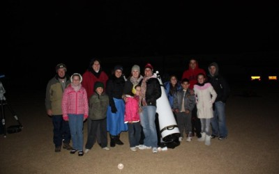WRAC Monthly Star Party – WRAC Year End  23 Nov 2019