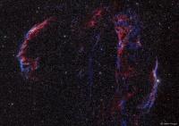 Veil Nebula Complex (Supernova Remnant)